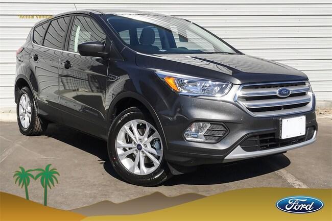 New 2019 Ford Escape SE SUV for sale in Indio, CA