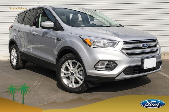 New 2019 Ford Escape SE SUV for sale in Indio, CA