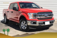 Certified Pre-Owned 2018 Ford F-150 Truck 1FTEW1EP2JKD36352 for Sale in Cathedral City