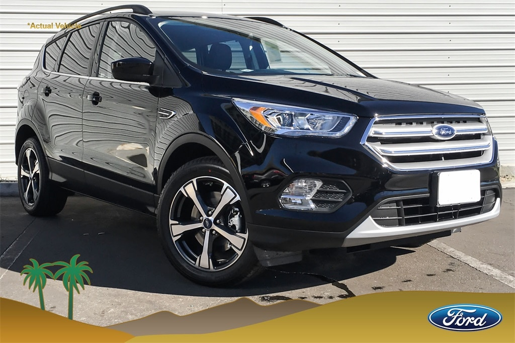 Featured Used 2018 Ford Escape SEL SUV for sale in Indio, CA