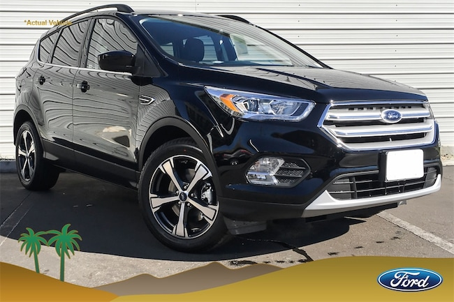 New 2018 Ford Escape SEL SUV for sale in Indio, CA