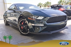New 2019 Ford Mustang Bullitt Coupe 1FA6P8K01K5502397 for sale in Indio, CA