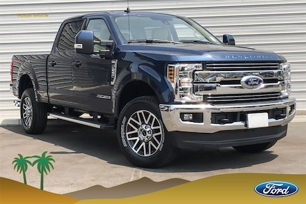 Featured New 2019 Ford F-250SD Lariat Truck for Sale in Cathedral City, CA