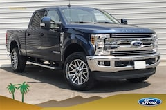 New 2019 Ford F-250SD Lariat Truck 1FT7W2BTXKEC09123 for sale in Indio, CA