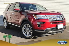 New 2019 Ford Explorer Limited SUV 1FM5K7F88KGA52388 for sale in Indio, CA