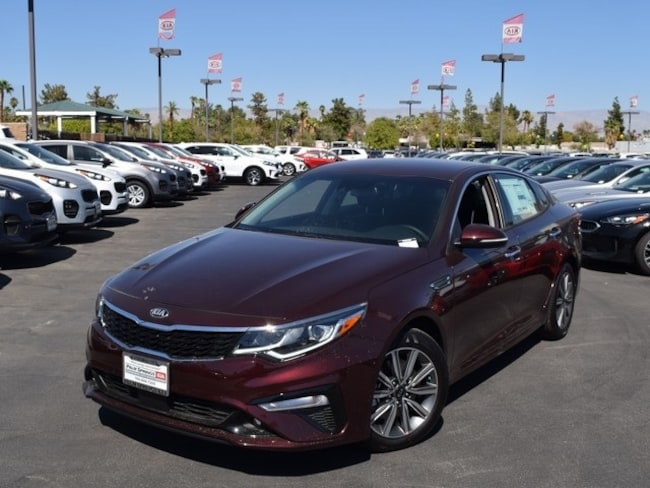 New 2019 Kia Optima EX Sedan For Sale/Lease Cathedral City