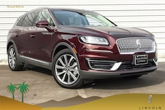 New Lincoln for sale 2019 Lincoln Nautilus Select SUV in Cathedral City, CA