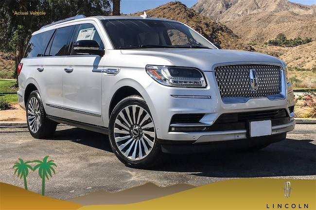 New 2019 Lincoln Navigator Reserve SUV in Cathedral City, CA