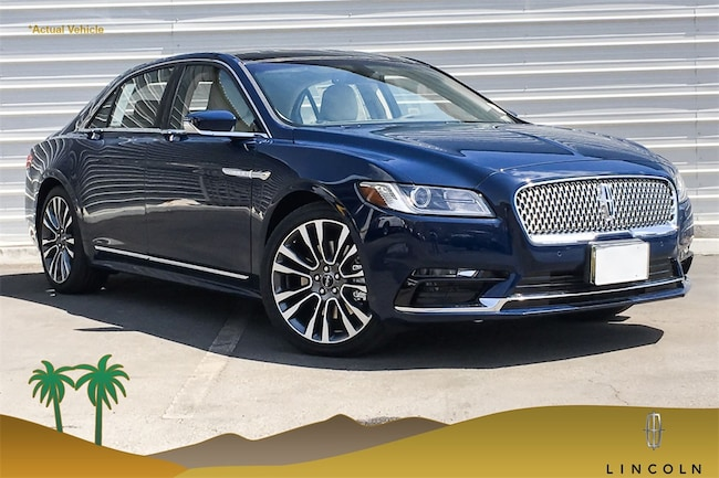New 2018 Lincoln Continental Reserve Sedan in Cathedral City, CA