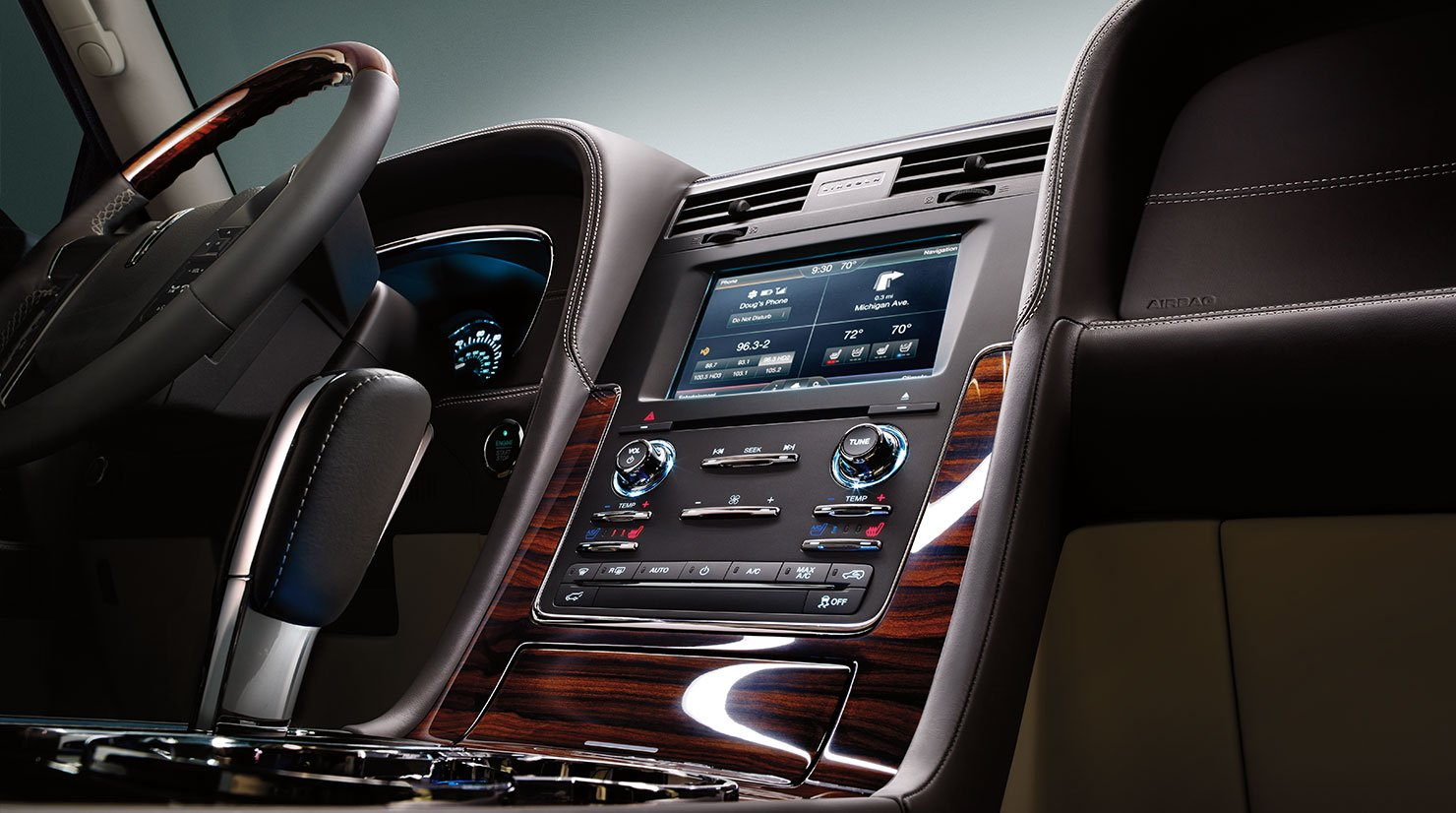 All-New 2015 Lincoln Navigator in Tulsa, Oklahoma