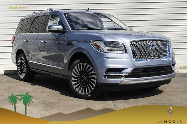 New 2019 Lincoln Navigator Black Label SUV in Cathedral City, CA