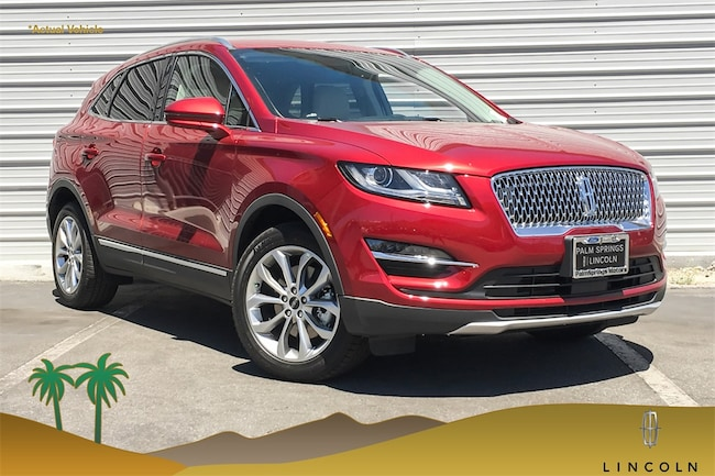 New 2019 Lincoln MKC Select SUV in Cathedral City, CA