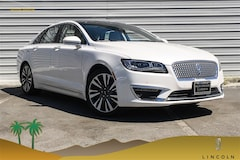 New Lincoln for sale 2019 Lincoln MKZ Hybrid Sedan in Cathedral City, CA