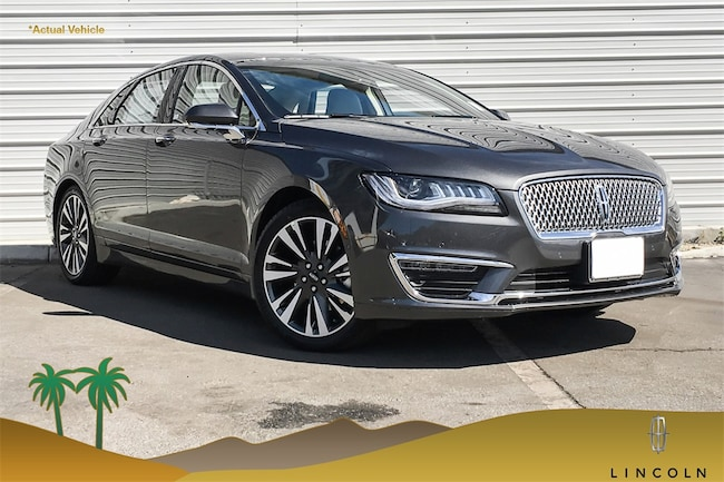 New 2019 Lincoln MKZ Hybrid Sedan in Cathedral City, CA
