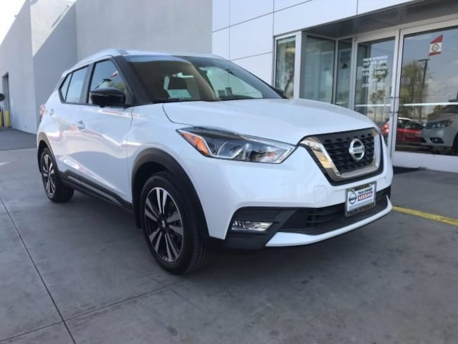 New 2019 Nissan Kicks SR SUV in Cathedral City