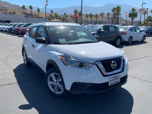 New 2019 Nissan Kicks S SUV in Cathedral City