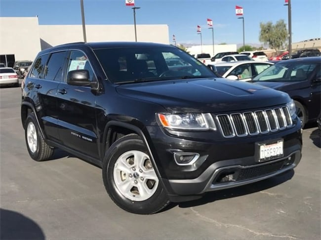 Used 2014 Jeep Grand Cherokee Laredo 4x2 SUV 1C4RJEAG8EC322551 in Cathedral City