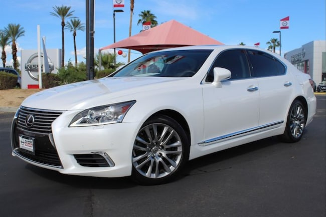 Ls 460 For Sale >> Used 2015 Lexus Ls 460 For Sale In Cathedral City Ca Vin