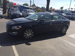 New 2016 Volvo S60 T5 Platinum Inscription Sedan LYV402FM3GB093794 for sale in Cathedral City, CA at Palm Springs Volvo