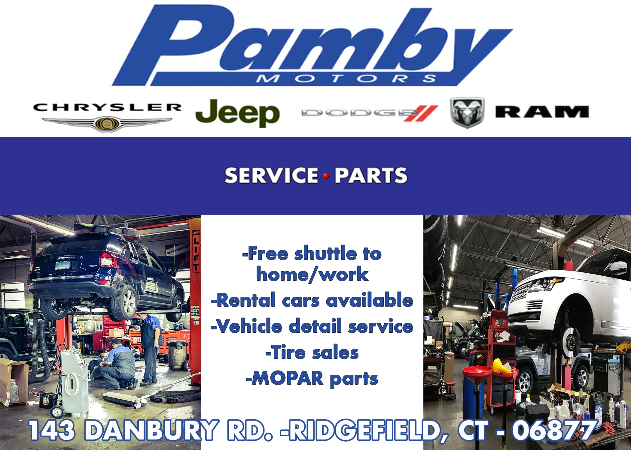 Pamby Motors New & Used Car Dealer