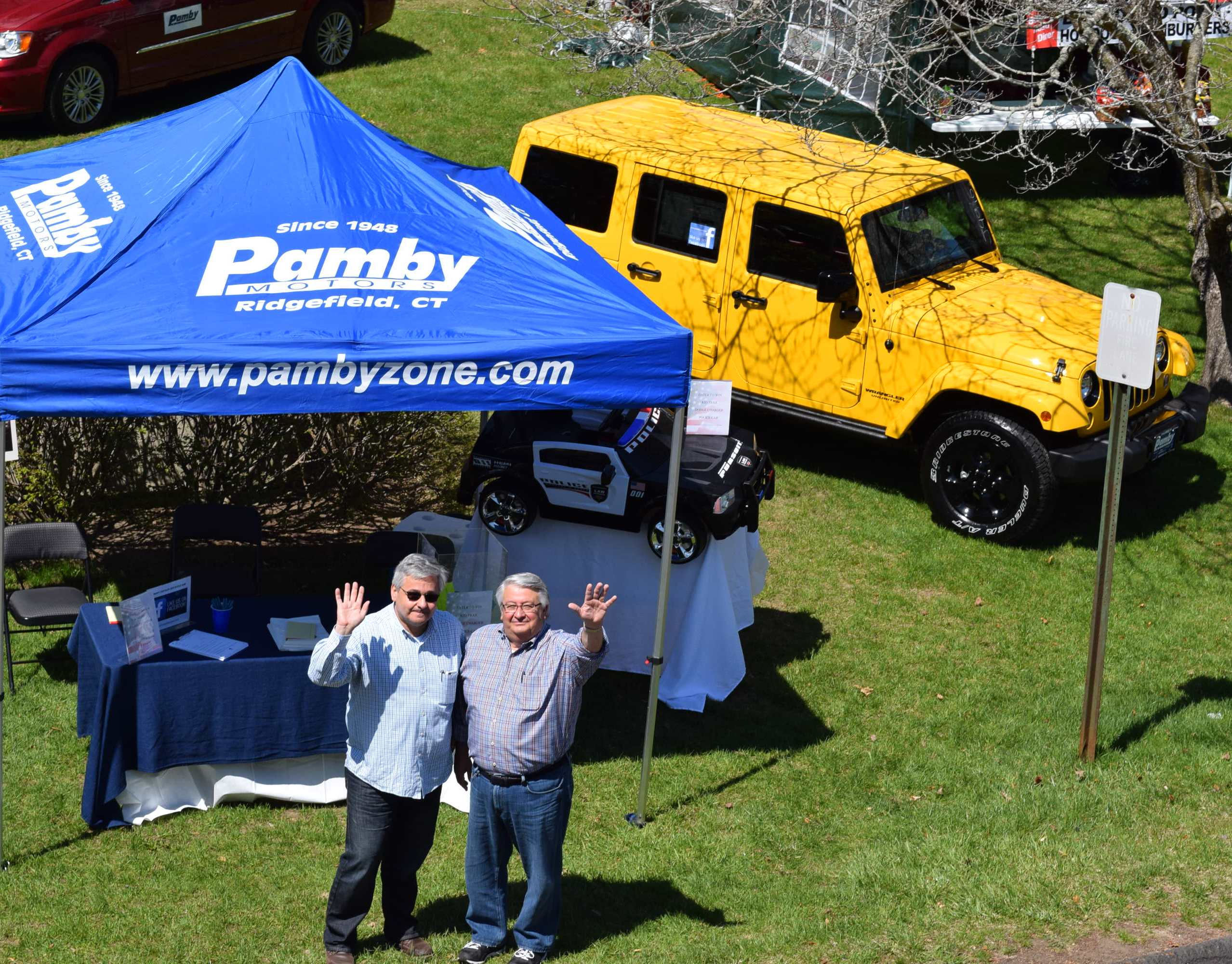 Pamby Motors Congratulates Mothers And Ridgefield Gone