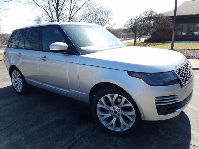 2019 Land Rover Range Rover V6 Supercharged HSE SUV
