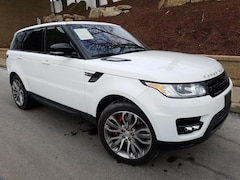 2016 Land Rover Range Rover Sport V8 Supercharged SUV