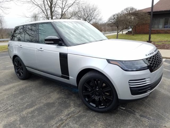 2019 Land Rover Range Rover V8 Supercharged SUV
