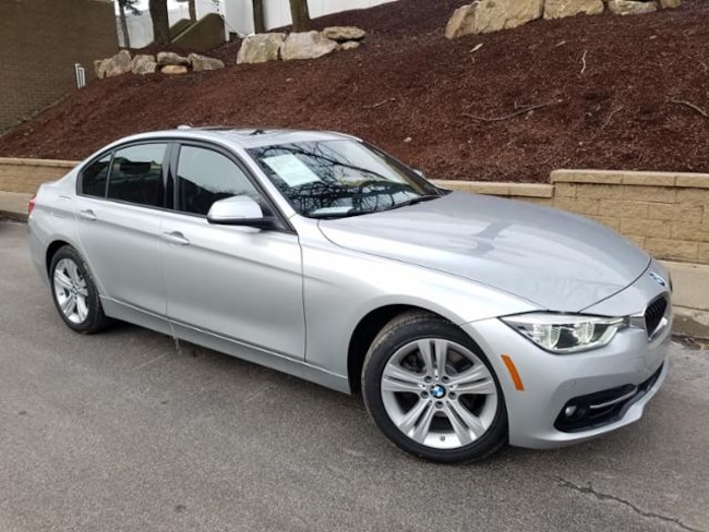 Certified 2016 Bmw 328i Xdrive For Sale In Monroeville Pa Vin