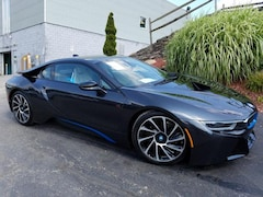 2015 BMW i8 Coupe