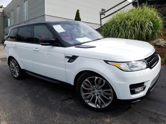 2016 Land Rover Range Rover Sport V8 Supercharged Dynamic SUV