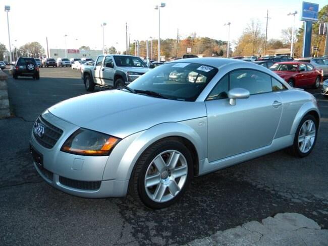 2003 Audi TT 1.8L Coupe