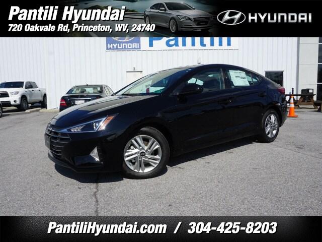 Featured New 2020 Hyundai Elantra SEL SEL  Sedan for sale in Princeton, WV