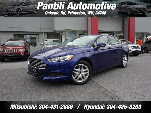Used Featured 2016 Ford Fusion SE SE  Sedan for sale in Princeton, WV