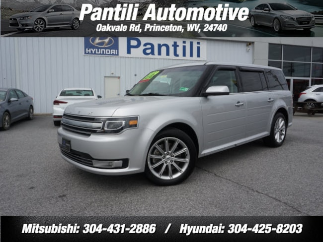 Used 2019 Ford Flex Limited AWD Limited  Crossover for sale in Princeton, WV