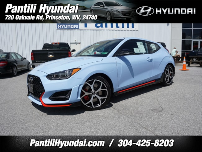 New 2019 Hyundai Veloster N Base Coupe for sale/lease in Princeton, WV