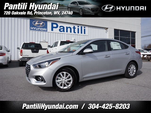 Featured New 2019 Hyundai Accent SEL SEL  Sedan 6A for sale in Princeton, WV
