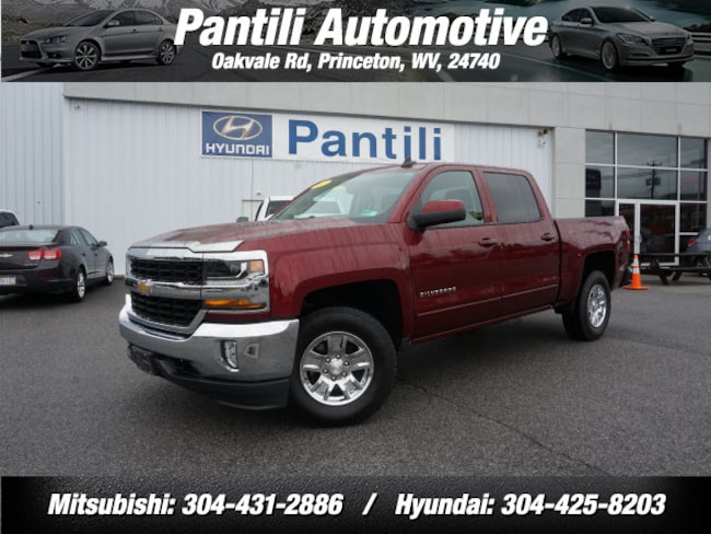 Used 2017 Chevrolet Silverado 1500 For Sale | Princeton WV | Stock# 3543