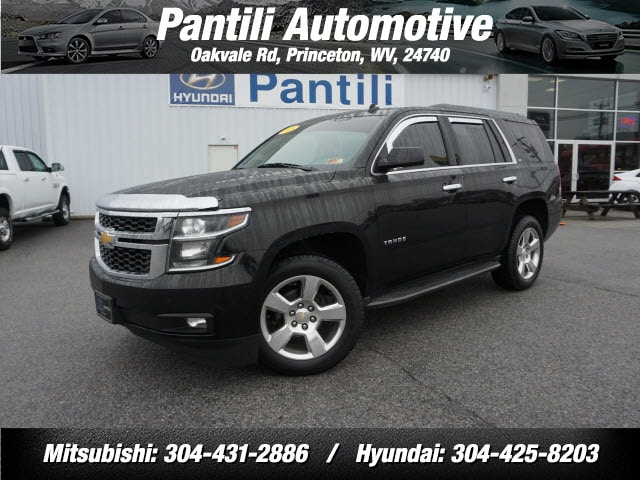 Featured 2015 Chevrolet Tahoe LT 4x4 LT  SUV for sale in Princeton, WV