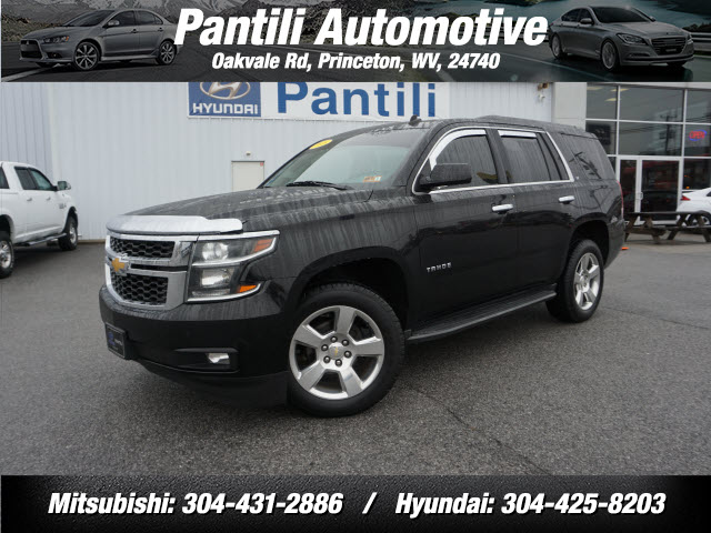 Used Featured 2015 Chevrolet Tahoe LT 4x4 LT  SUV for sale in Princeton, WV