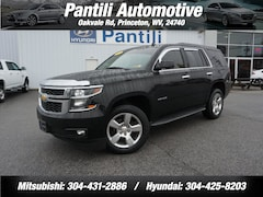 Used 2015 Chevrolet Tahoe LT 4x4 LT  SUV for sale in Princeton, WV