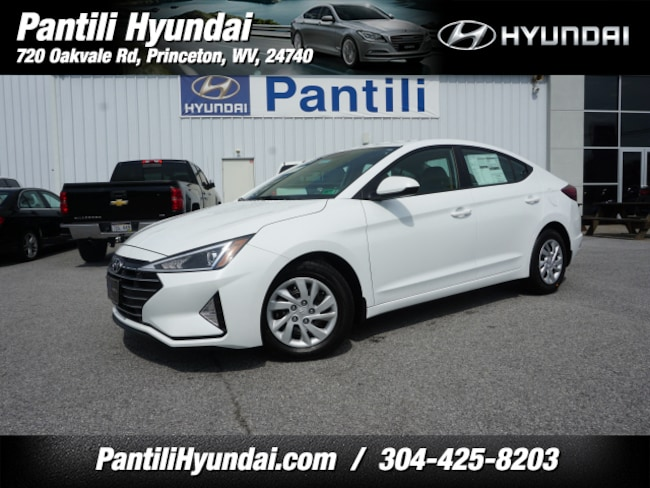 New 2019 Hyundai Elantra SE SE  Sedan 6A for sale/lease in Princeton, WV