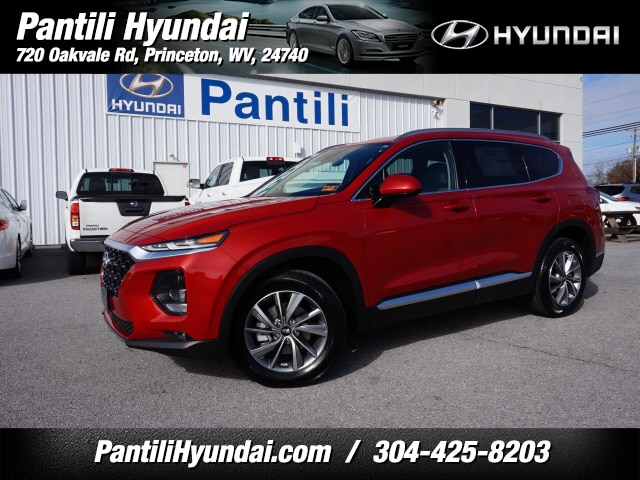 Featured New 2019 Hyundai Santa Fe SEL Plus 2.4L AWD SEL Plus 2.4L  Crossover for sale in Princeton, WV
