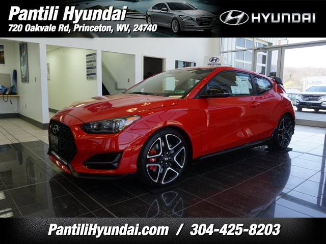Featured New 2019 Hyundai Veloster N Base Coupe for sale in Princeton, WV