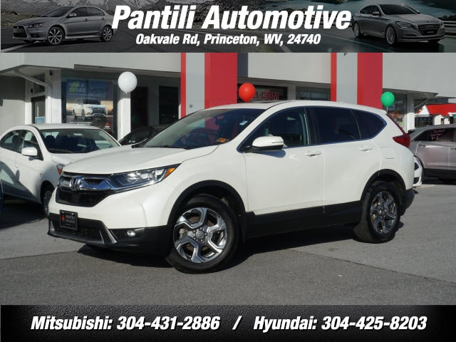 Used Featured 2017 Honda CR-V EX AWD EX  SUV for sale in Princeton, WV