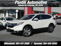Used 2017 Honda CR-V EX AWD EX  SUV for sale in Princeton, WV