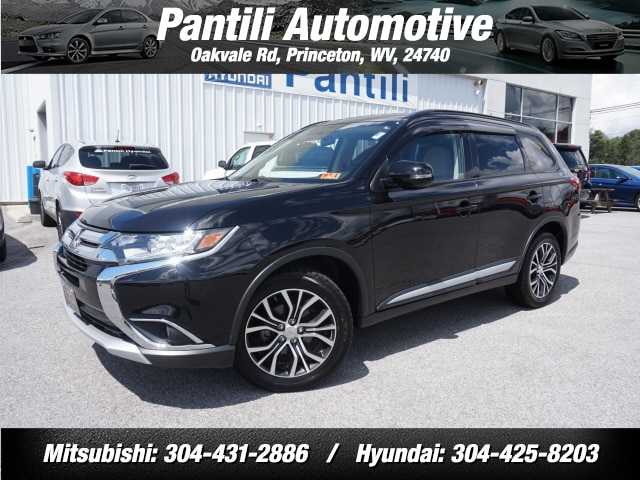 Used Featured 2016 Mitsubishi Outlander SEL AWD SEL  SUV for sale in Princeton, WV