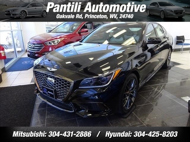 Featured 2018 Genesis G80 3.3T Sport 3.3T Sport  Sedan for sale in Princeton, WV