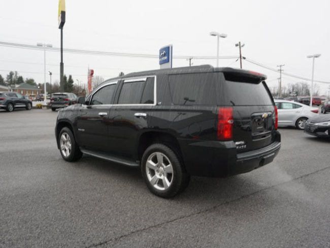 Used 2015 Chevrolet Tahoe For Sale | Princeton WV | Stock# M4771A