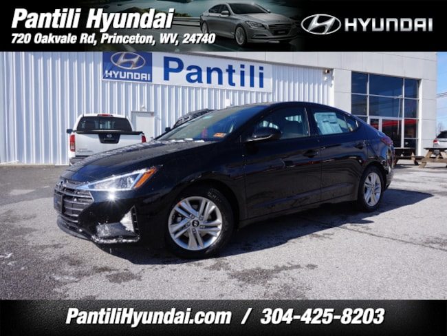 New 2019 Hyundai Elantra SEL SEL  Sedan for sale/lease in Princeton, WV
